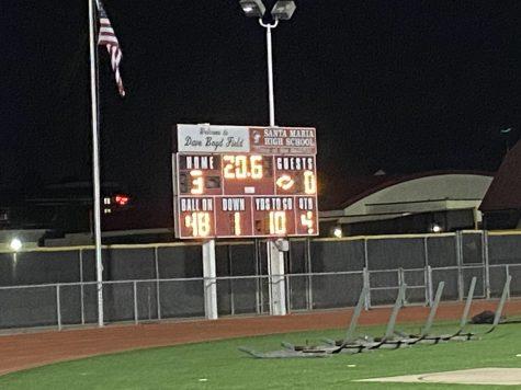 Saints Win Home Opener 3-0