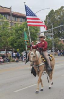 Annual Elk Rodeo Parade