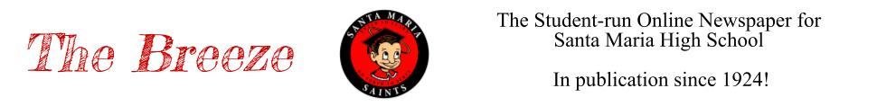 The Student News Site of Santa Maria High School